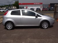 USED 2010 10 FIAT GRANDE PUNTO 1.4 SOUND 3d 77 BHP * 62000 MILES, FULL HISTORY, 1 OWNER * 62000 MILES, FULL SERVICE HISTORY, 1 LADY OWNER