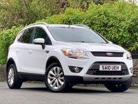 USED 2010 L FORD KUGA 2.0 TITANIUM TDCI 2WD 5d 134 BHP