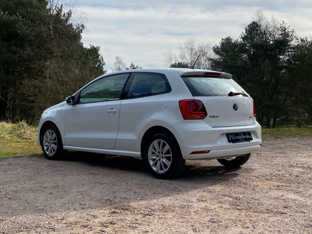 USED 2015 65 VOLKSWAGEN POLO 1.0 SE 3d 74 BHP !!!!!!! GR8 1ST CAR  !!!!!!
