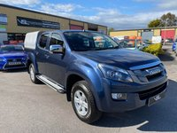 USED 2015 65 ISUZU D-MAX 2.5 TD EIGER DCB 164 BHP NO VAT 1 Owner with Full Service History