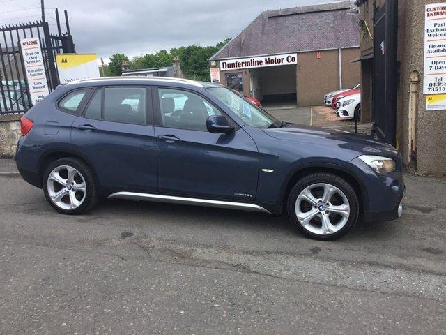USED 2011 11 BMW X1 2.0 XDRIVE18D SE 5d 141 BHP ++FOUR WHEEL DRIVE++