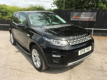 2016 LAND ROVER DISCOVERY SPORT 2.0 TD4 180 HSE (AUTO) £21950.00