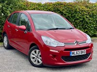 USED 2013 63 CITROEN C3 1.4 HDI VTR PLUS 5d **AIR CONDITIONING / ALLOY WHEELS**