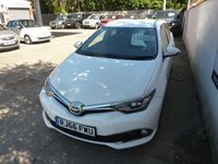 USED 2017 66 TOYOTA AURIS 1.8 VVT-I EXCEL TOURING SPORTS TSS 5d 99 BHP ONE OWNER FULL TOYOTA SERVICE HISTORY