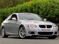 USED 2013 13 BMW 3 SERIES 2.0 320D M SPORT 2d 181 BHP