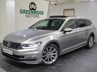 USED 2016 66 VOLKSWAGEN PASSAT 2.0 TDI BlueMotion Tech R-Line (s/s) 5dr
