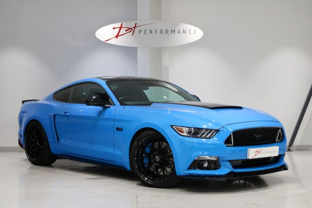 2018 18 FORD MUSTANG 5.0 GT 2d 727 BHP RRP £69990 FORD SUPPLIED