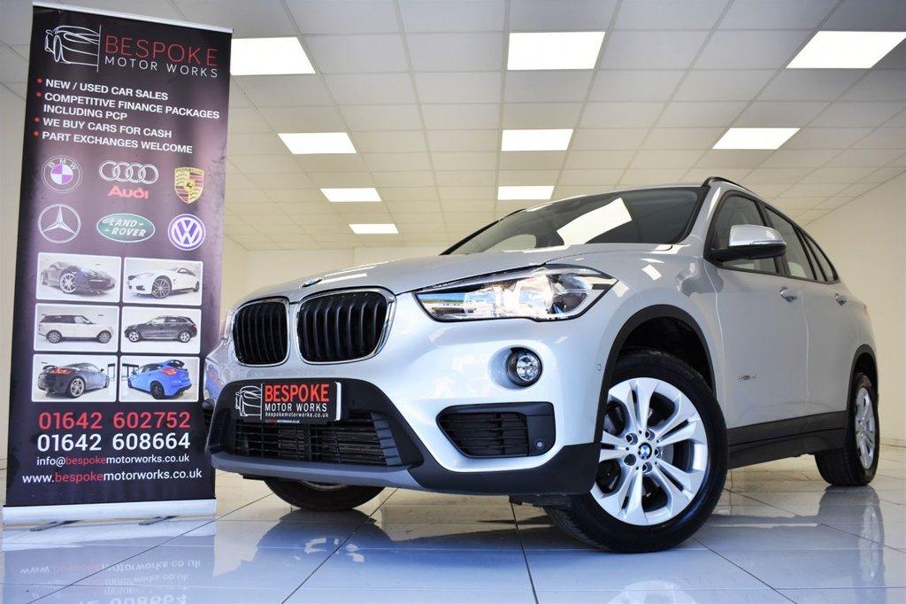 USED 2017 17 BMW X1 SDRIVE18D 2.0 SE 5 DOOR