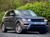 USED 2015 A LAND ROVER RANGE ROVER SPORT 3.0 SDV6 HSE 5d 288 BHP