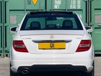 USED 2014 A MERCEDES-BENZ C-CLASS 2.1 C250 CDI AMG Sport Edition (Premium Plus) 7G-Tronic Plus 4dr PanRoof//AMG/LED/