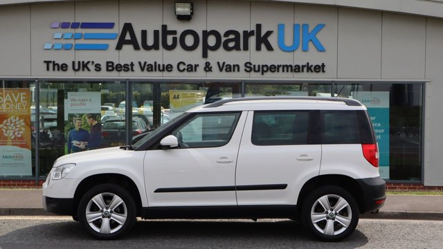 USED 2011 61 SKODA YETI 1.8 SE TSI 4WD 5d 160 BHP LOW DEPOSIT OR NO DEPOSIT FINANCE AVAILABLE