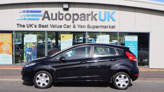 USED 2011 11 FORD FIESTA 1.4 EDGE 5d 96 BHP LOW DEPOSIT OR NO DEPOSIT FINANCE AVAILABLE