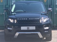 USED 2011 61 LAND ROVER RANGE ROVER EVOQUE 2.2 SD4 Dynamic Lux AWD 5dr SunRoof/Keyless/ParkAssist