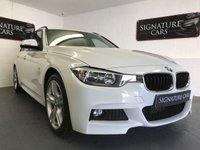 2013 BMW 3 SERIES 2.0 320D XDRIVE M SPORT TOURING 5d 181 BHP £13500.00