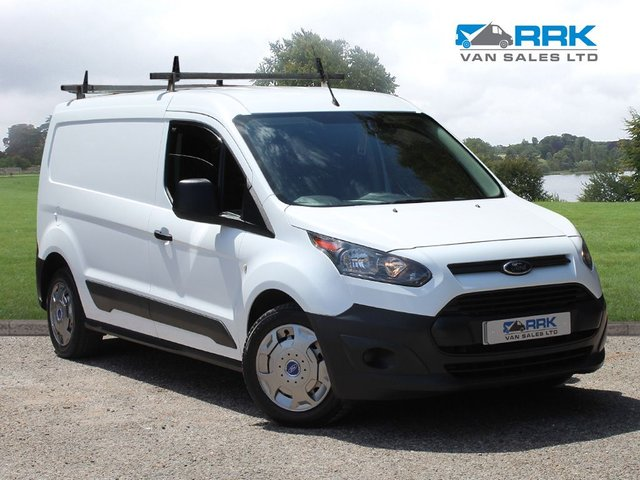 2016 66 FORD TRANSIT CONNECT 1.5 210 P/V LWB