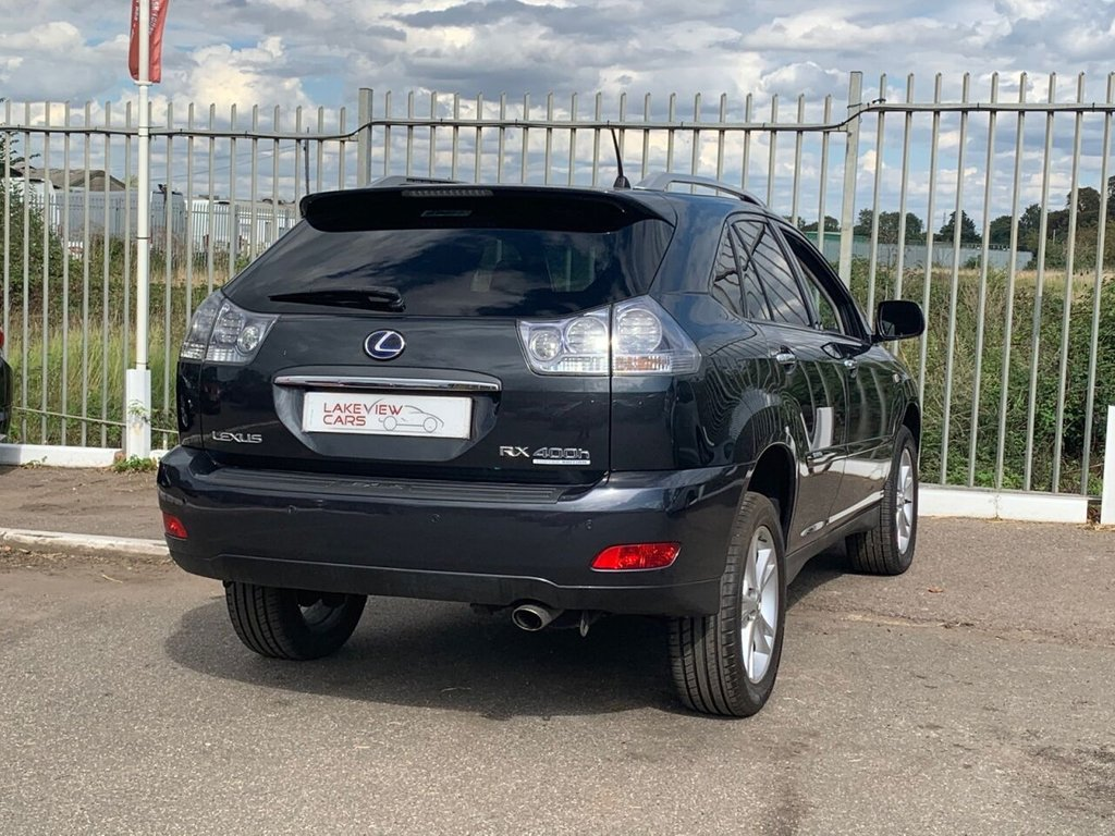 USED 2009 09 LEXUS RX 3.3 400H LIMITED EDITION 5d 208 BHP