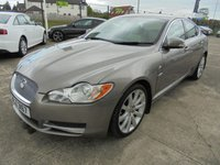 USED 2008 JAGUAR XF 3.0 PREMIUM LUXURY V6 4d 238 BHP Excellent Condition, Premier Large Saloon, No Deposit Finance Available