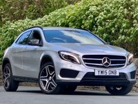 USED 2015 15 MERCEDES-BENZ GLA-CLASS 2.1 GLA200 CDI AMG LINE PREMIUM 5d 136 BHP FSH/ Excellent Condition