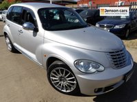 2008 CHRYSLER PT CRUISER 2.1 CRD LIMITED 5d 148 BHP £2690.00