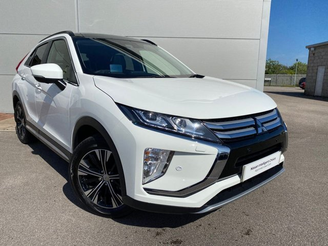 View our MITSUBISHI ECLIPSE CROSS