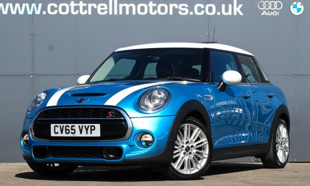 2015 65 MINI HATCH COOPER 2.0 COOPER SD 5d 168 BHP [ PANROOF ]