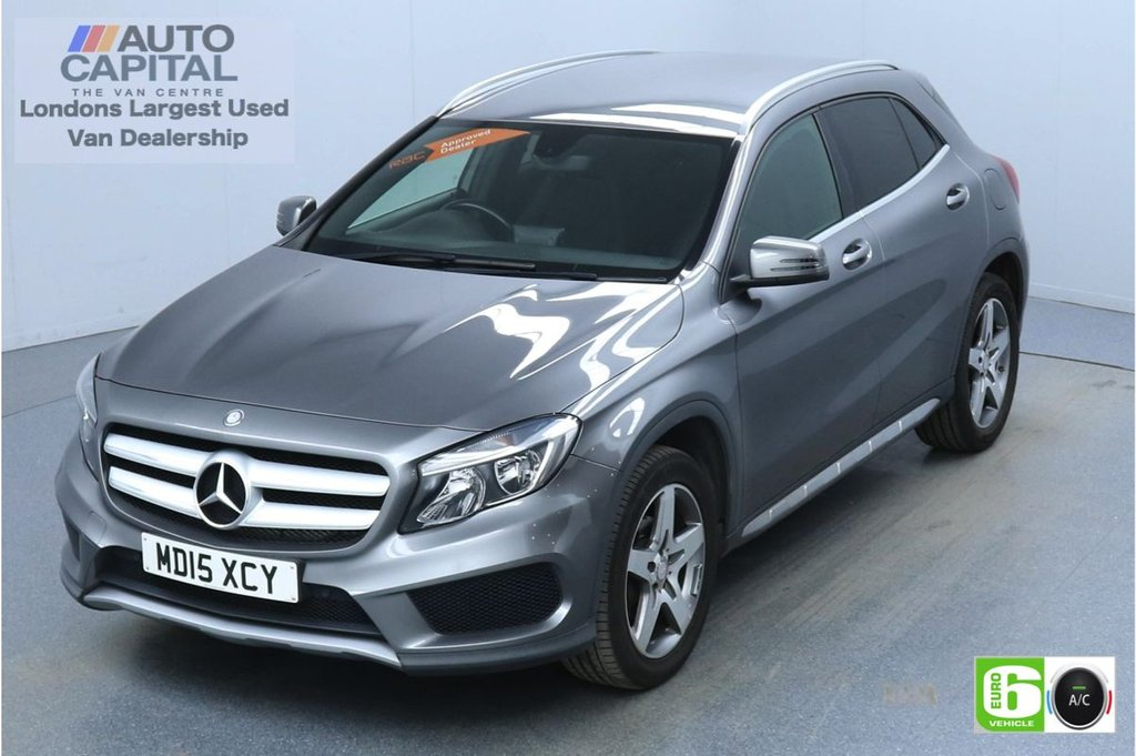 USED 2015 15 MERCEDES-BENZ GLA-CLASS 2.1 GLA 200 Cdi AMG Line Auto 136 Bhp Euro 6 Low Emission Reverse Camera | Air Con | Full Dealer service history