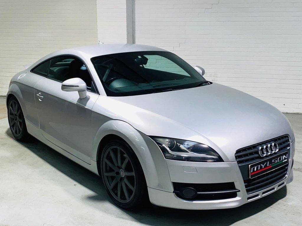 USED 2007 07 AUDI TT 2.0 TFSI 3d 200 BHP High Spec, Remap + Stainless Exhaust