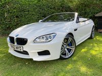 USED 2012 62 BMW M6 4.4 M6 2d 553 BHP RESERVE ONLINE + GREAT SPEC