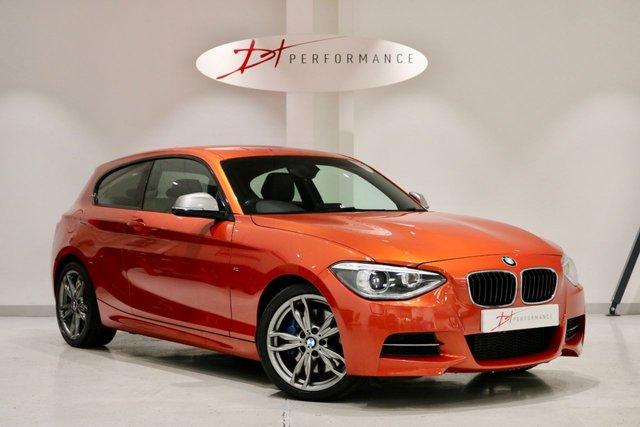 2014 64 BMW 1 SERIES 3.0 M135I 3d 316 BHP