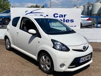 USED 2012 12 TOYOTA AYGO 1.0 VVT-I FIRE AC 3d 67 BHP