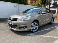 USED 2011 60 CITROEN C4 1.6 EXCLUSIVE E-HDI EGS 5d 110 BHP FULL HISTORY + RESERVE ONLINE
