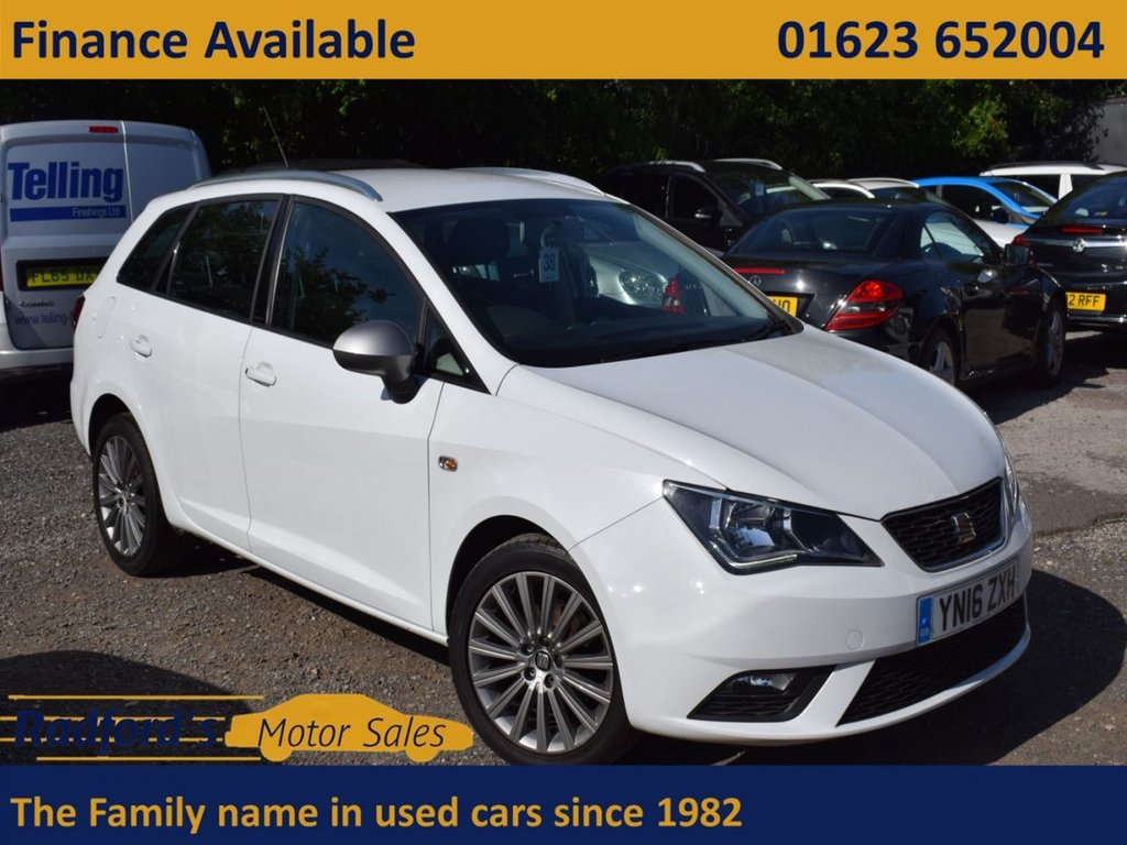 USED 2016 16 SEAT IBIZA 1.2 TSI CONNECT 5d 89 BHP