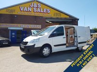 2015 PEUGEOT EXPERT HDI 1000 L1H1  2015/15 REG 3 SEATER (( NO VAT TO PAY )) £6000.00