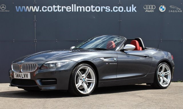 2014 14 BMW Z4 3.0 Z4 SDRIVE35IS ROADSTER 2d 340 BHP