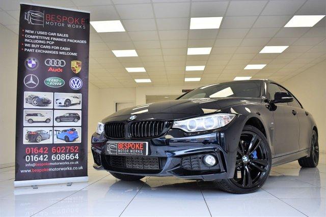 2015 15 BMW 4 SERIES 435D 3.0 XDRIVE M SPORT GRAN COUPE