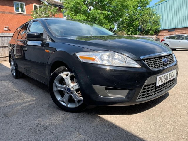 USED 2008 58 FORD MONDEO 1.8 EDGE TDCI 5d 100 BHP ESTATE