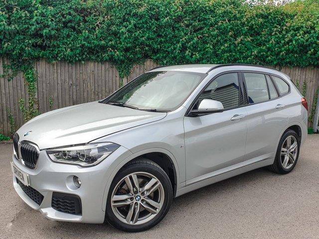 2017 17 BMW X1 2.0 XDRIVE25D M SPORT 5d 228 BHP