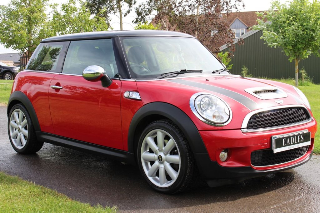 USED 2007 07 MINI HATCH COOPER 1.6 COOPER S 3d 172 BHP Cooper S - High Spec -