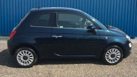 USED 2015 65 FIAT 500 1.2 8V Lounge (s/s) 3dr LOW MILES+FIAT HISTORY+PANROOF