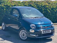 USED 2016 16 FIAT 500 1.2 LOUNGE 3d * ONLY 14,584 MILES * 1 OWNER FROM NEW *