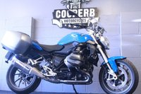 USED 2016 16 BMW R1200R ABS