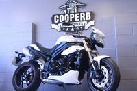 USED 2014 64 TRIUMPH SPEED TRIPLE 1050 ABS