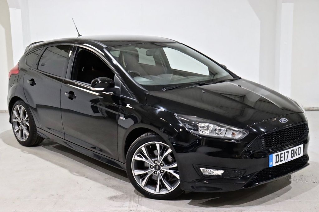 USED 2017 17 FORD FOCUS 1.5 ST-LINE 5d 148 BHP