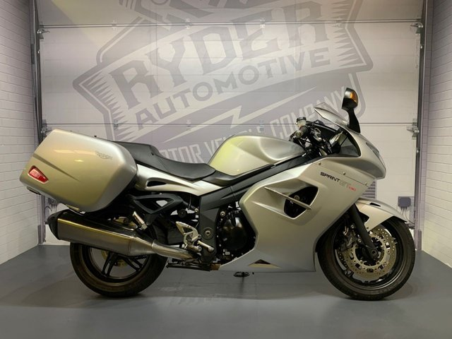 USED 2013 13 TRIUMPH Sprint GT 1050 ABS