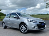 USED 2010 60 RENAULT CLIO 1.1 DYNAMIQUE TOMTOM 16V 3d 74 BHP FULL SERVICE HISTORY, CHEAP TO RUN, GREAT CONDITION
