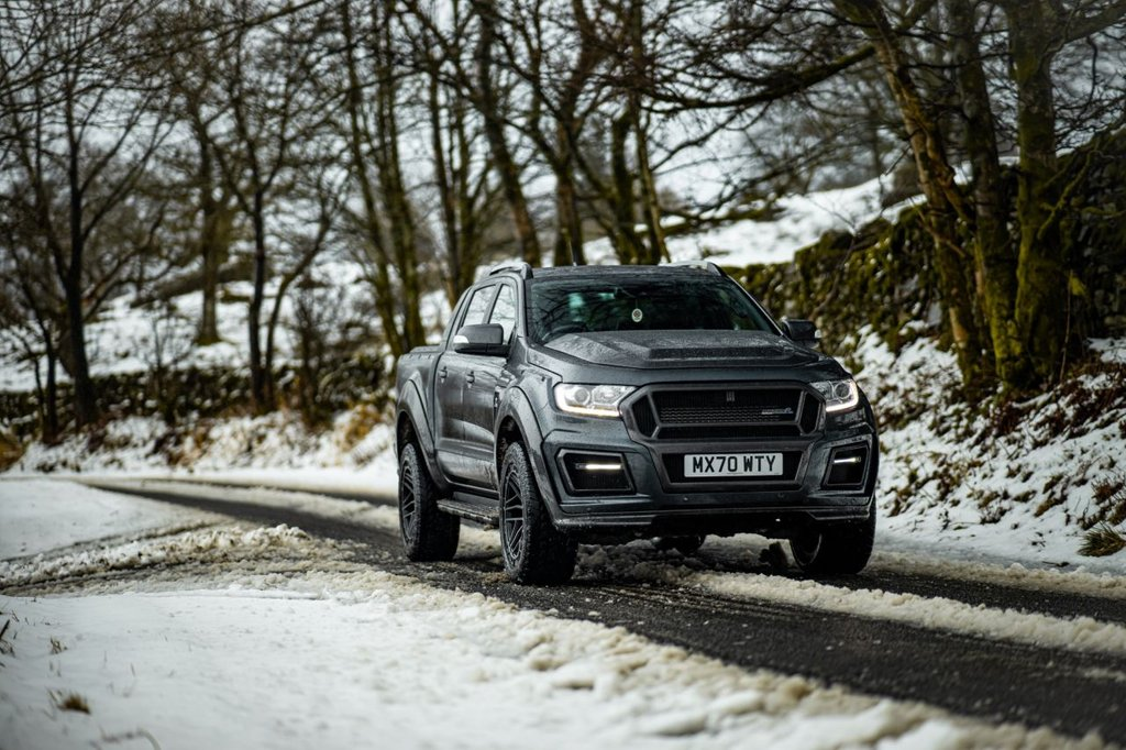 USED 2021 70 FORD RANGER CARBON EDITION