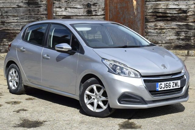 USED 2016 66 PEUGEOT 208 1.2 PureTech Active ETG (s/s) 5dr CALL FOR NO CONTACT DELIVERY