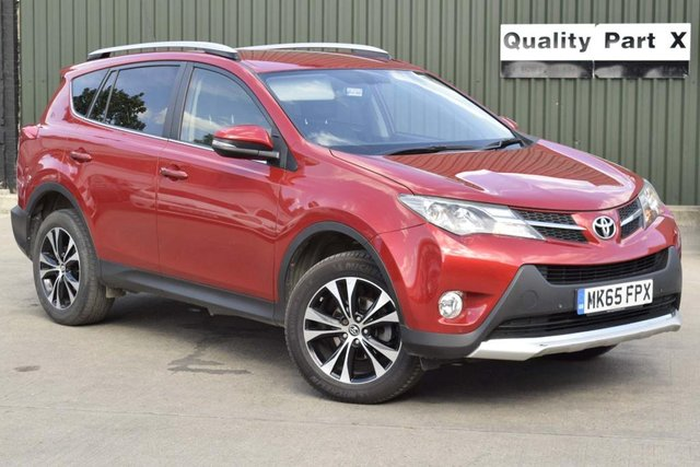 USED 2015 65 TOYOTA RAV4 2.0 V-Matic Invincible M-Drive S 4WD (s/s) 5dr CALL FOR NO CONTACT DELIVERY