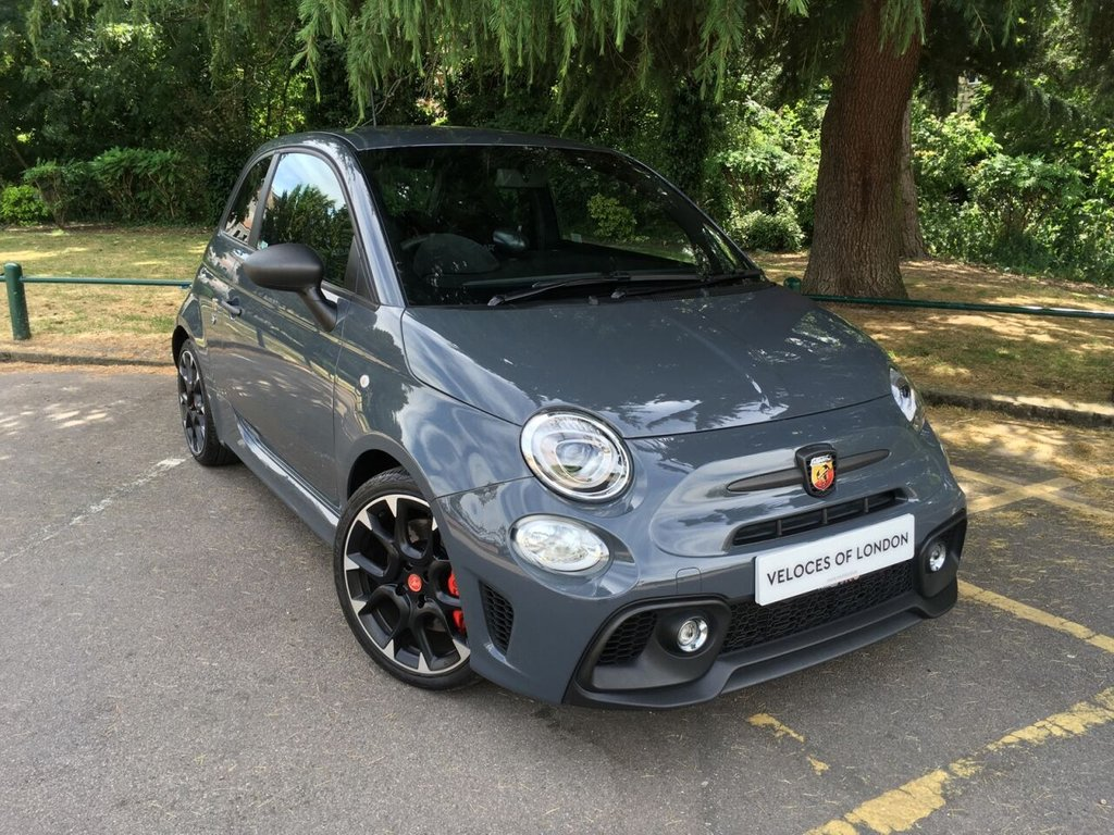 USED 2019 19 ABARTH 595 1.4 595 COMPETIZIONE 3d 177 BHP JUST SERVICED