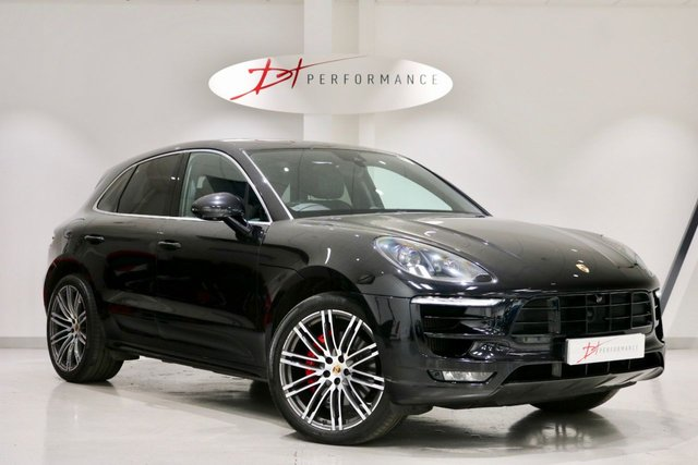 2015 15 PORSCHE MACAN 3.6 TURBO PDK 5d 400 BHP MONUMENTAL SPECIFICATION